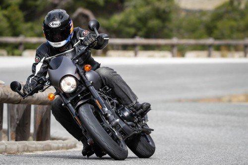 Harley-Davidson 750 Street Rod Road Test: Milwaukee's Monster