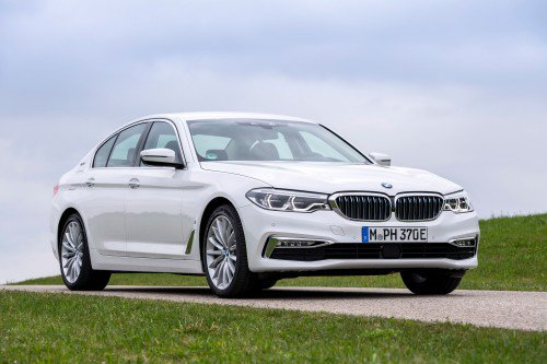 BMW 530e iPerformance: the 5 Series embraces its eco side