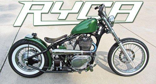 RYCA Custom Motorcycles Kits