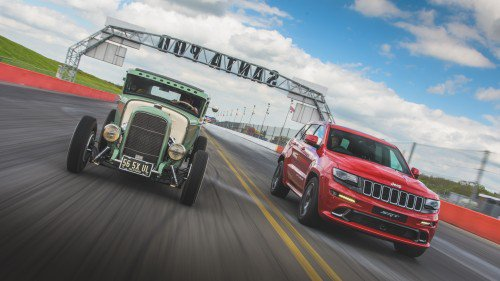 Jeep's Hemi vs Hemi is a pointless stunt. Here's why