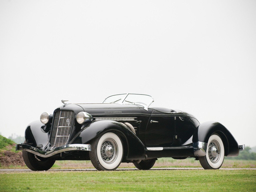 The most beautiful cars of the 1920s and 1930s