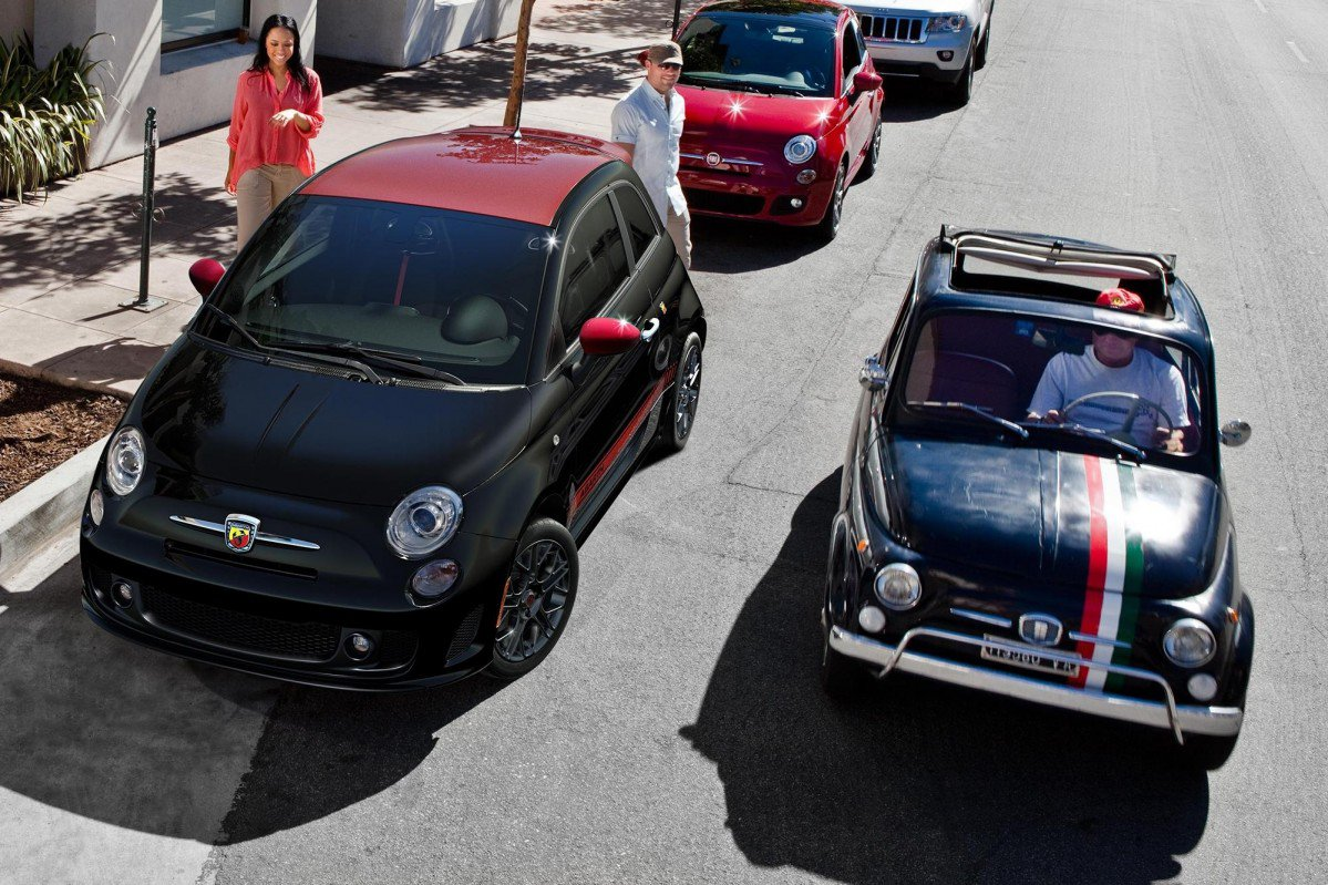 Fiat Appearance Packages Default Large on Fiat 500 Abarth Mirror Cap