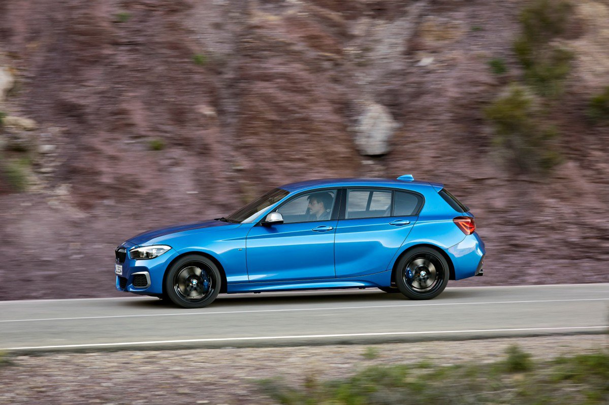 Bmw 1 Series Gets Another Facelift For The 2018 Model Year