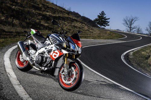 Aprilia Tuono V4 1100 Factory: Technical Feature