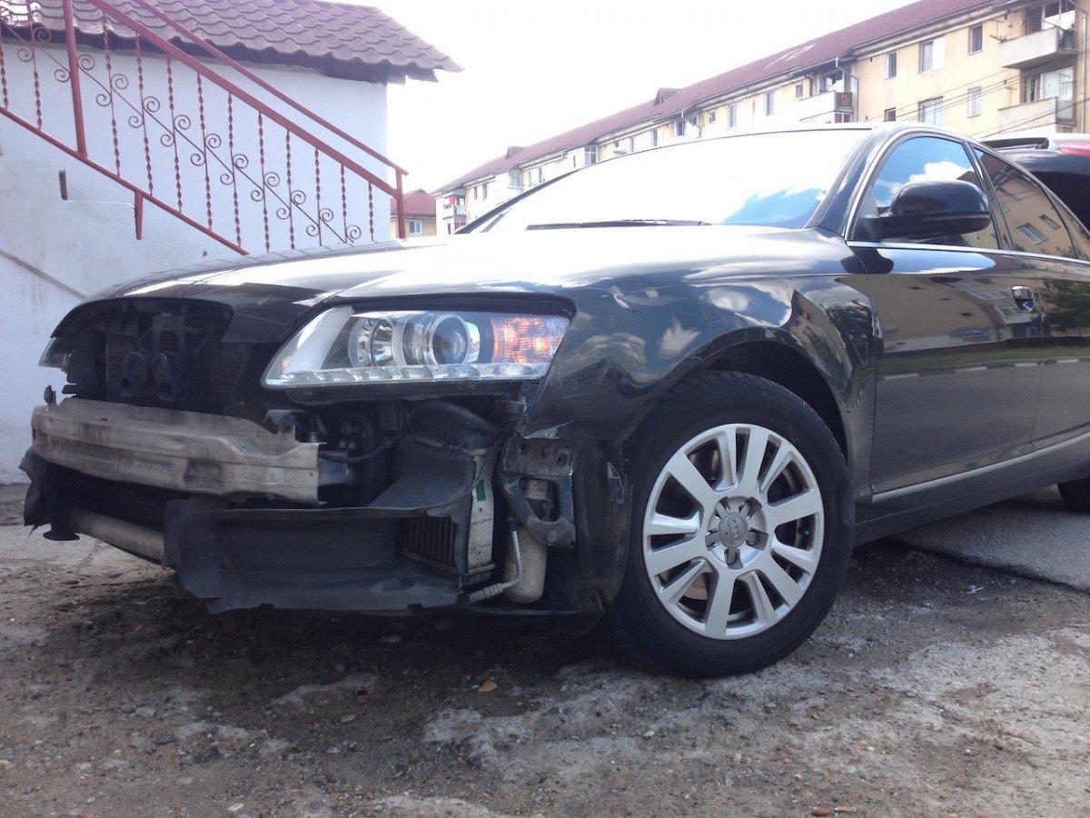 BMW RGS Vs Audi A - 3 0 bmw