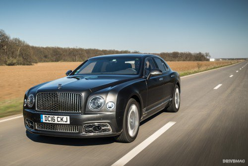 Bentley broadens its appeal by offering animal product-free cars for vegans