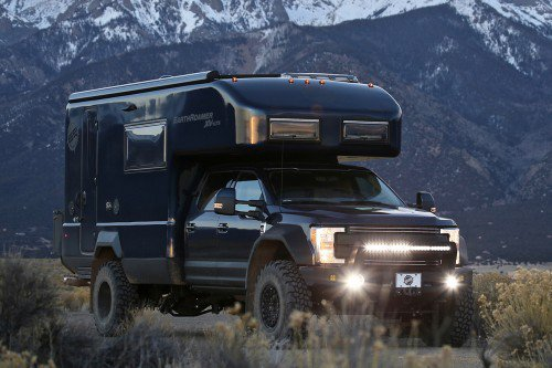 $438,000 EarthRoamer XV-LTS costs more than your house, takes you everywhere