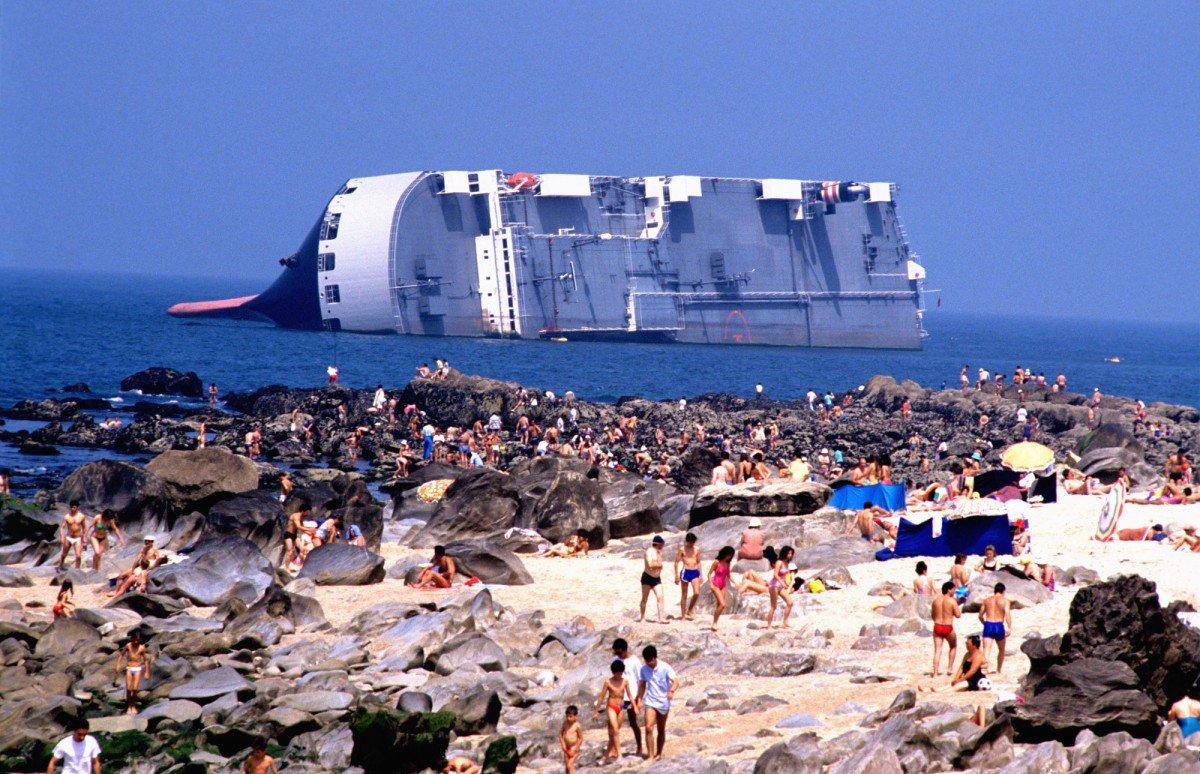 Disasters At Sea Involving Car Carrier Ships