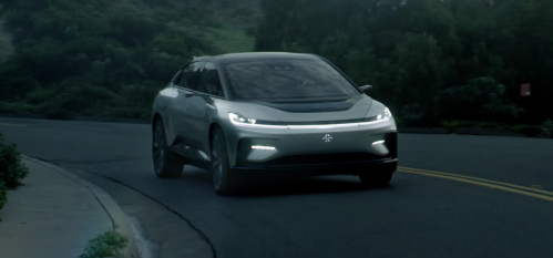 Faraday Future FF 91 quits drag racing for laid back driving