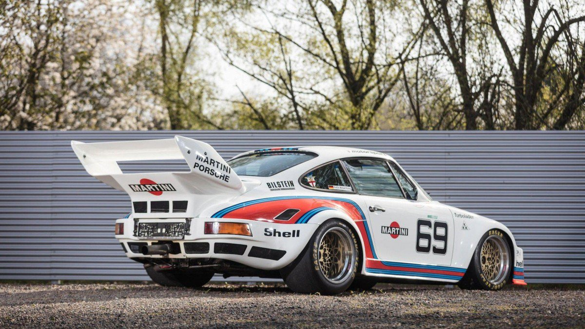 Buy this Porsche 935 in Martini livery and hone your racing driver sk...