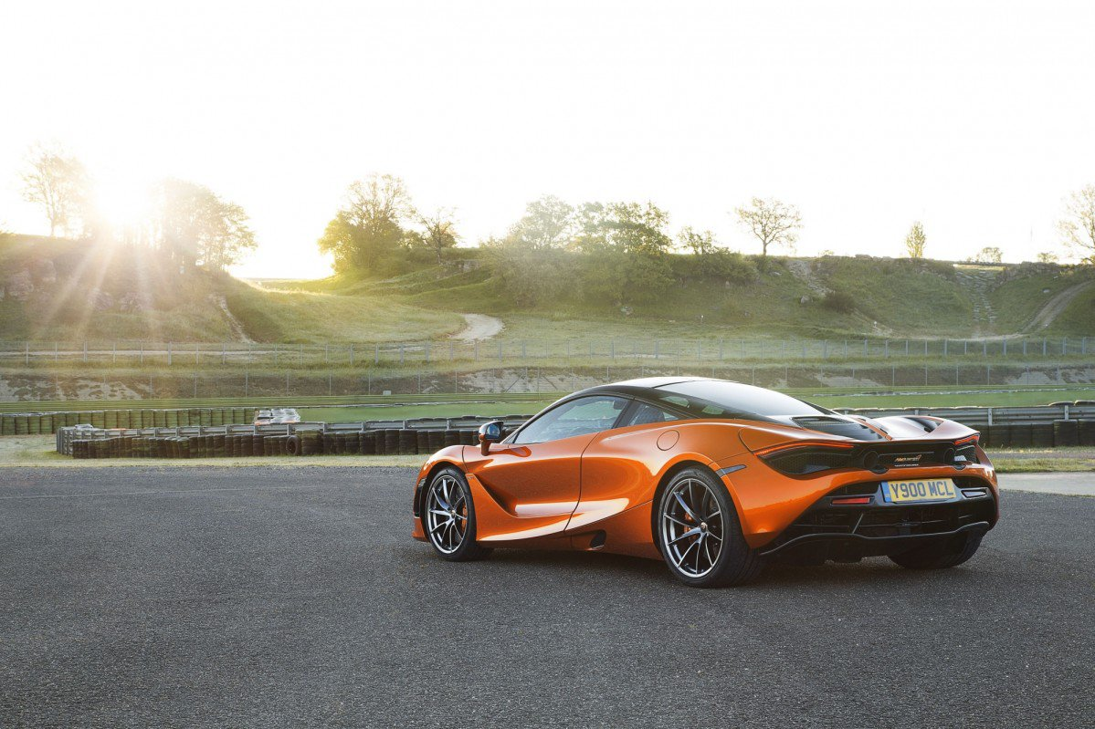 Feast Your Eyes On 60 New Photos Of Mclaren S 2018 720s