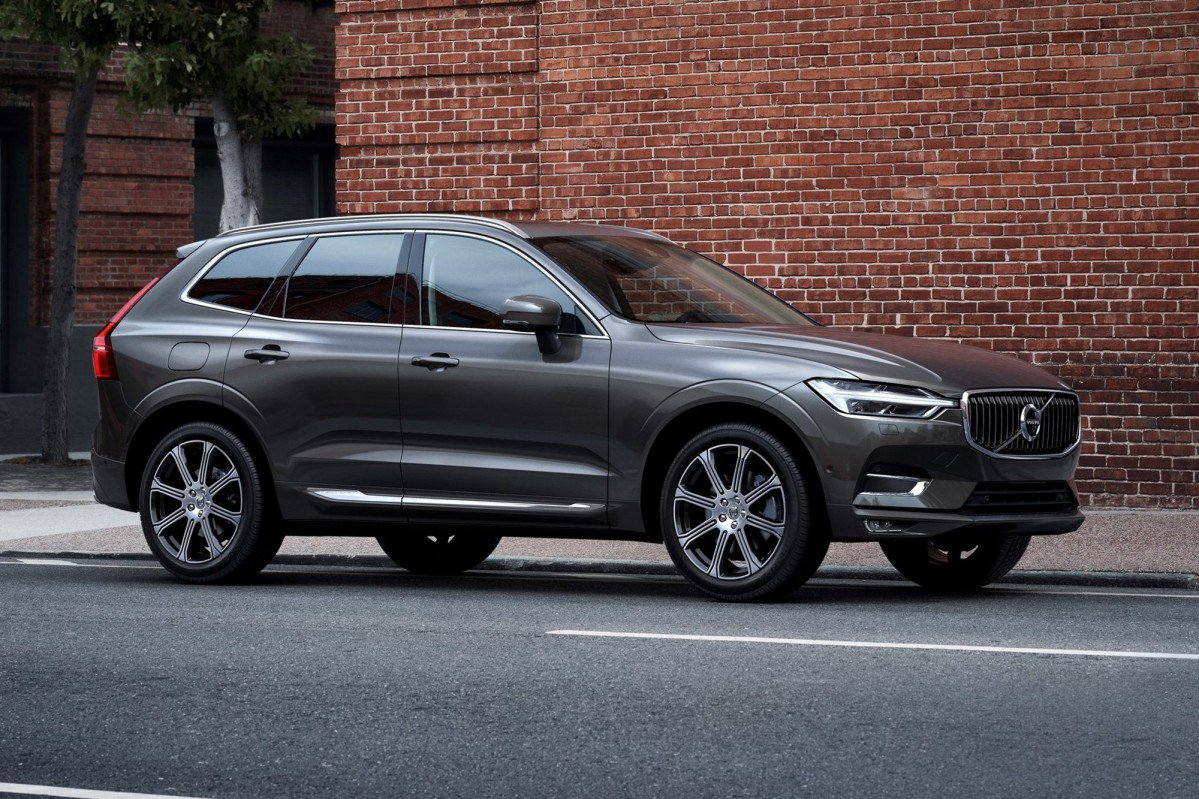 all new 2018 volvo xc60 priced from 41 500 in the u s. Black Bedroom Furniture Sets. Home Design Ideas
