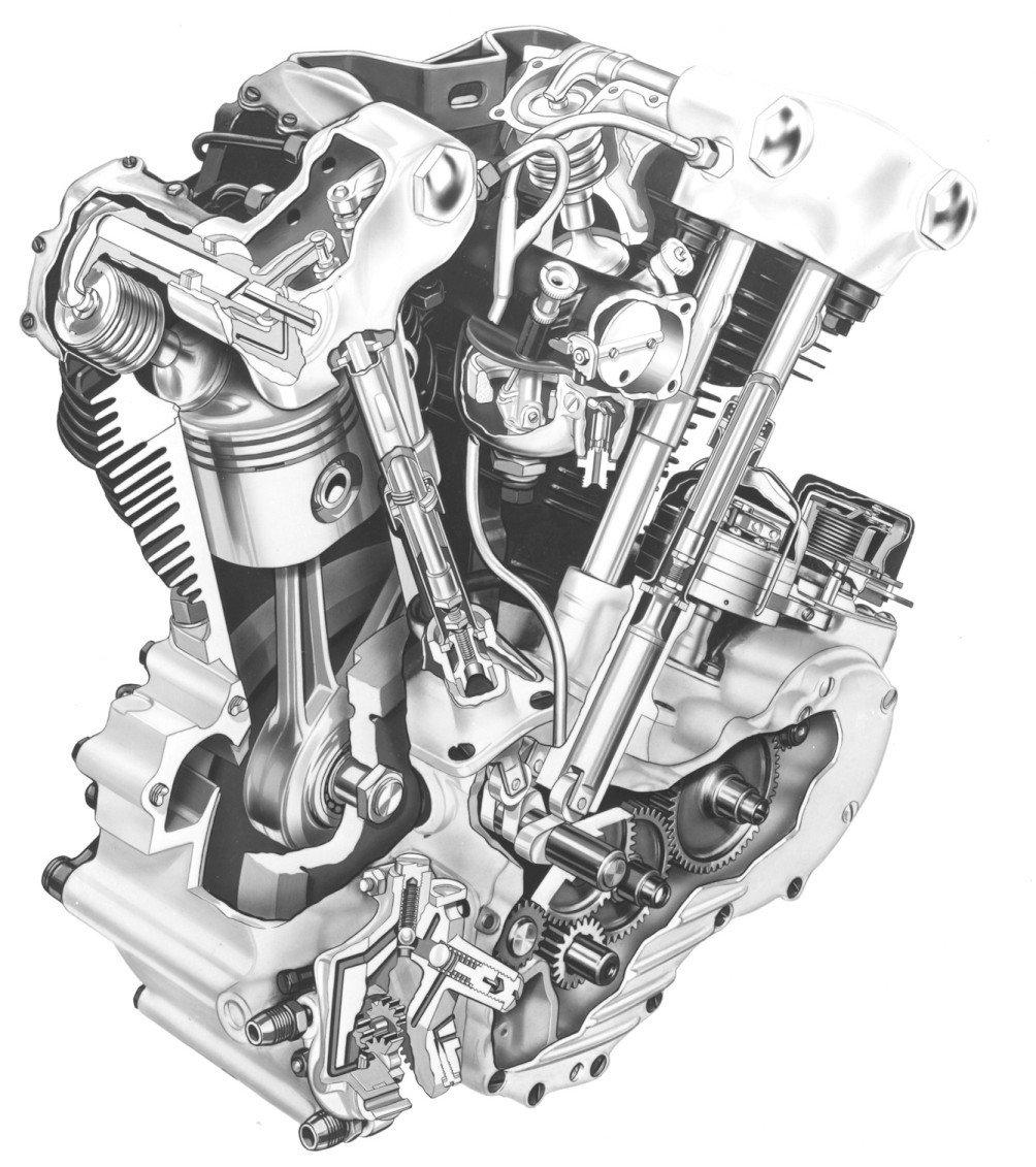 Harley Davidson Engines Default Large on Knucklehead Engine Drawings