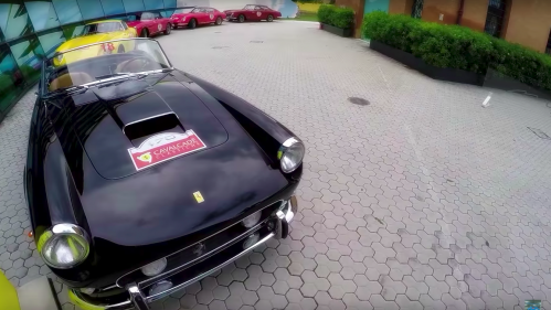 Ferrari Cavalcade 2017 was a €300m classic car blast
