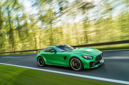 Mercedes-AMG releases full five-chapter documentary on the AMG GT R