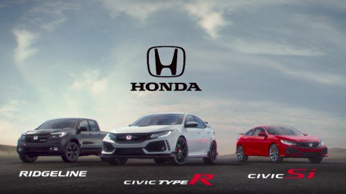 Honda ad reinstates brand's sporty ethos