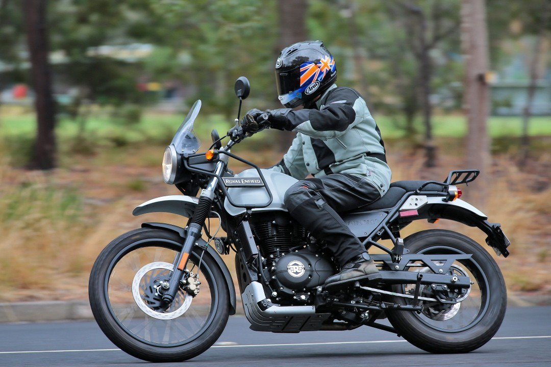 royal enfield himalayan 400 road test turn that page