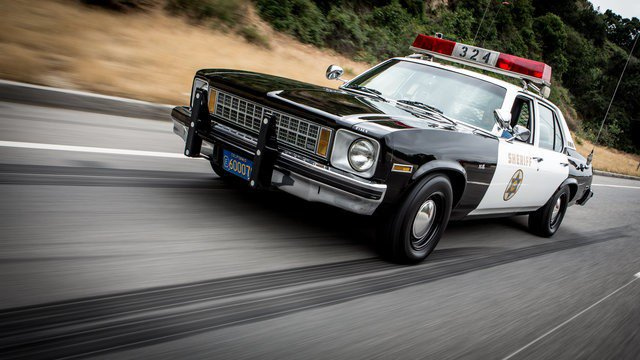 "Toyota Of Killeen >> 1978 Chevrolet Nova 9C1 gets the ""uncomfortable"" label from Jay Leno"