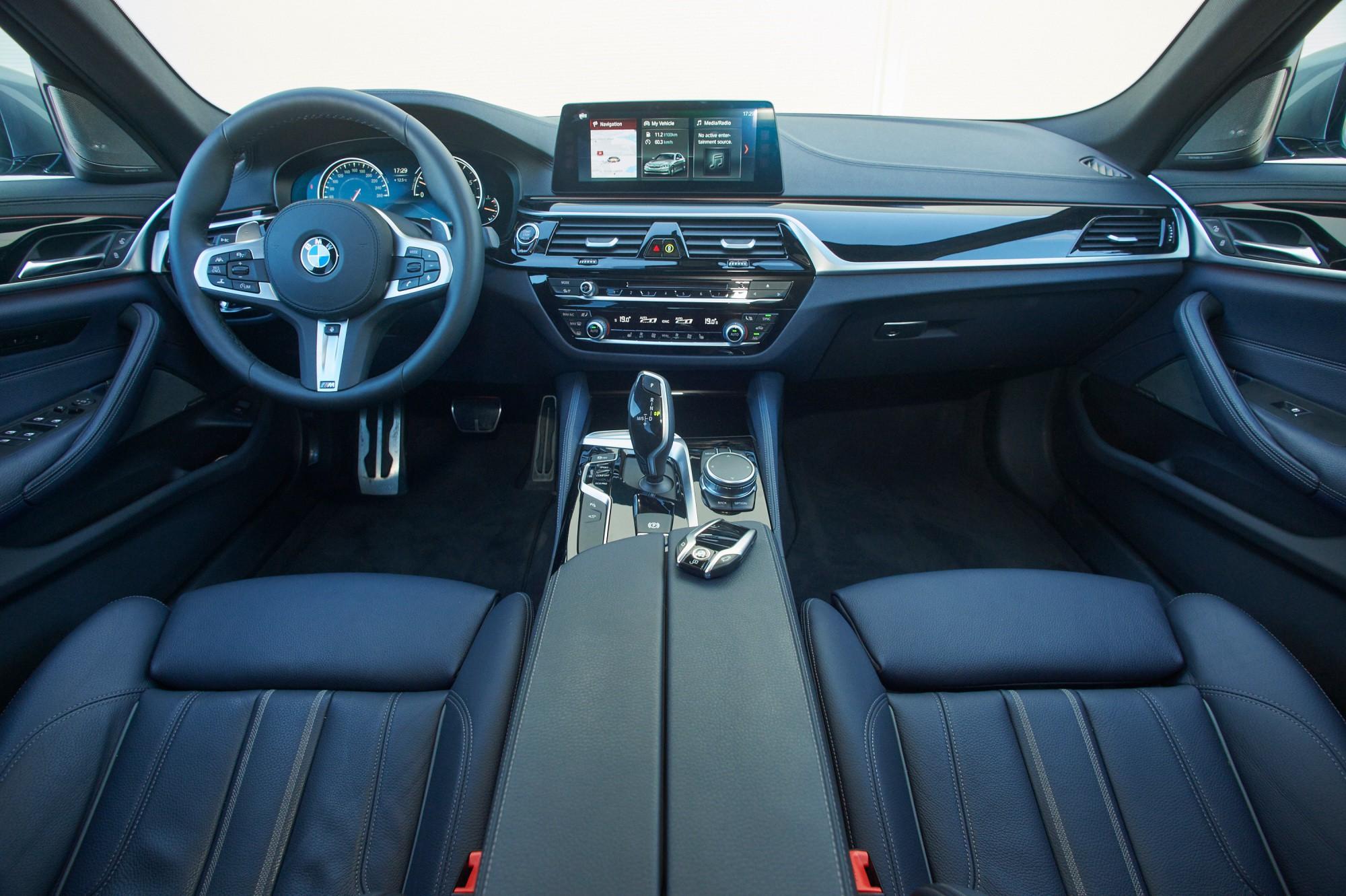 2017 Bmw 540i Xdrive M Sport Test Drive The Quintessential 5 Series