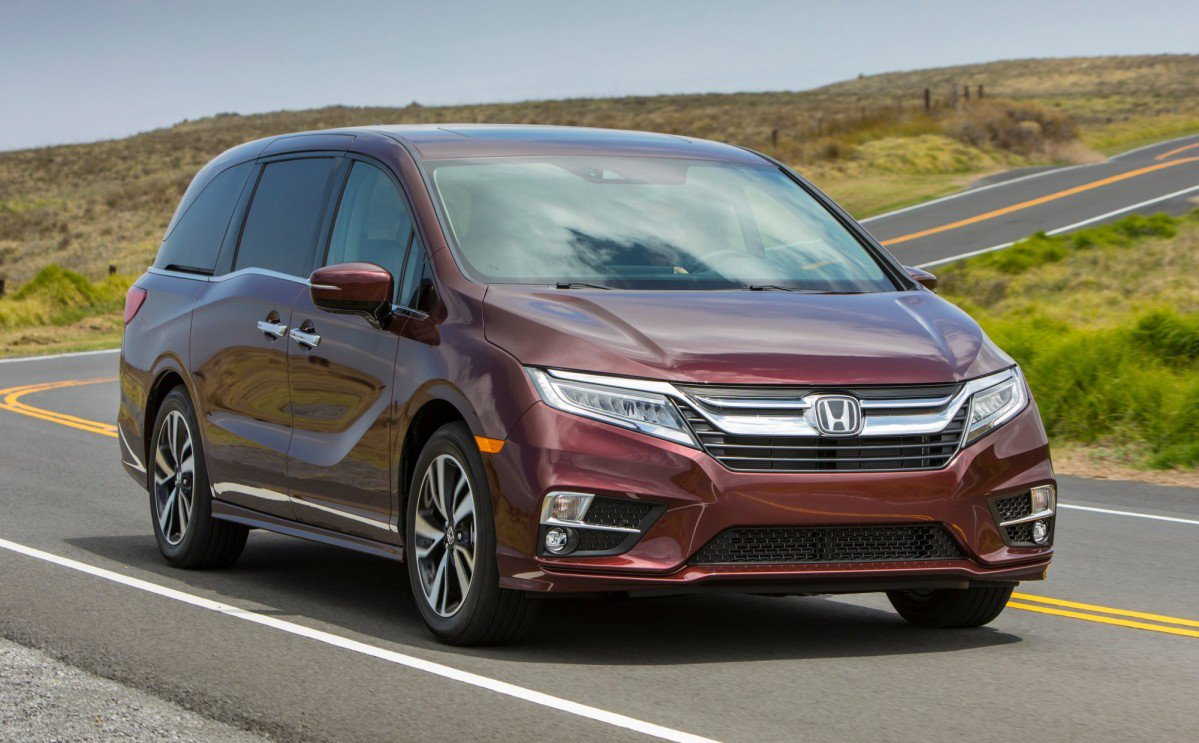 honda announces 2018 odyssey pricing is out to dominate u s minivan. Black Bedroom Furniture Sets. Home Design Ideas