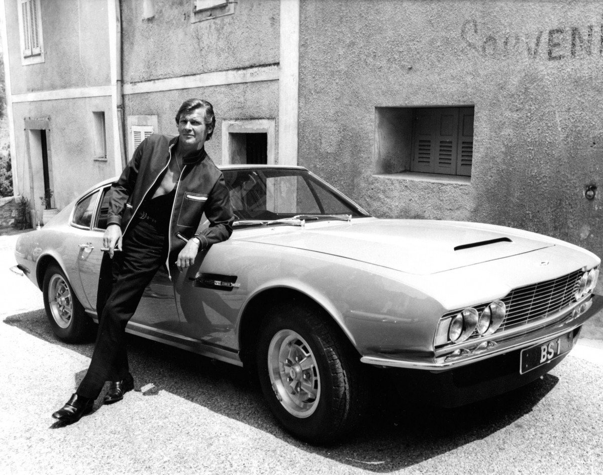 Top Gear  Years Of Bond Cars