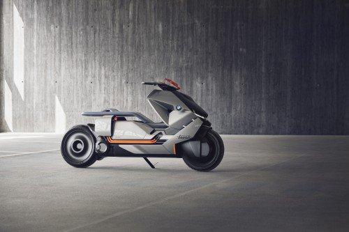 BMW Motorrad Concept Link unveiled