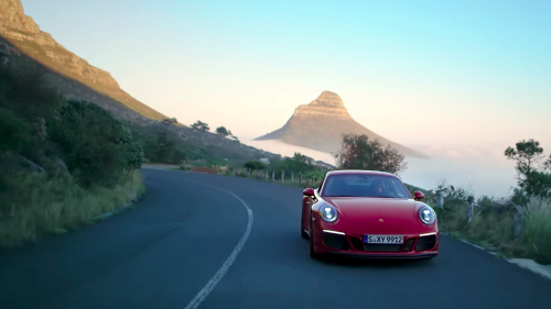 Porsche shows us the most beautiful roads in the world