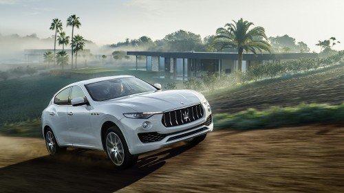 Plug-in hybrid Maserati Levante will borrow Chrysler Pacifica hybrid tech