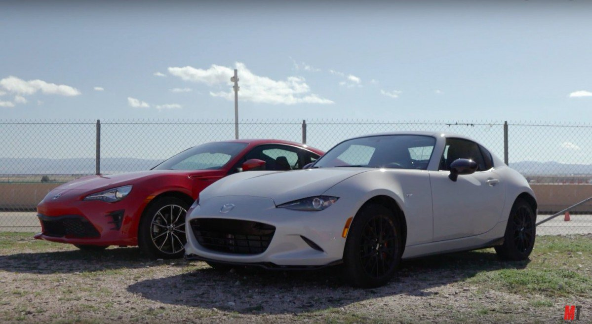 2017 Mazda Mx 5 Rf Finds 2017 Toyota 86 A Tough Nut To Crack