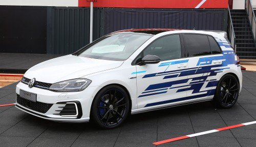 VW explores the Golf GTE's tuning potential with two Wörthersee concepts