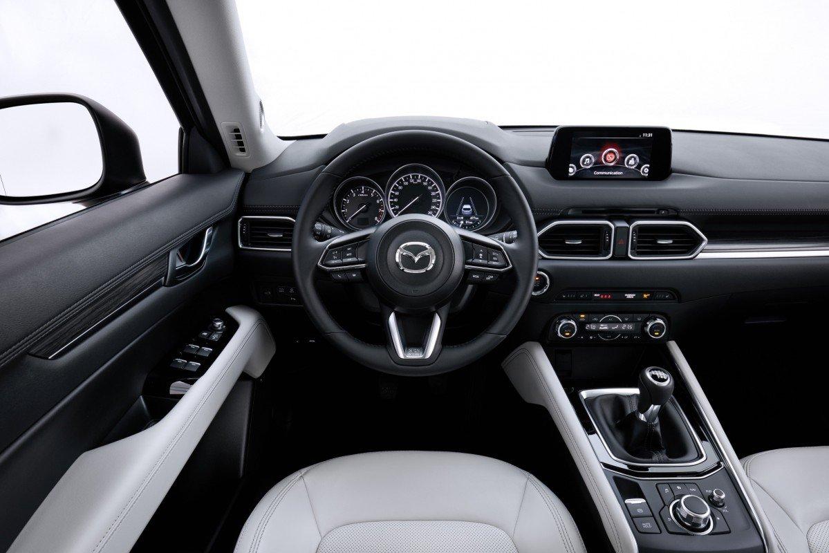 2017 Mazda Cx 5 Skyactiv D 2 2 Test Drive The Silent Warrior