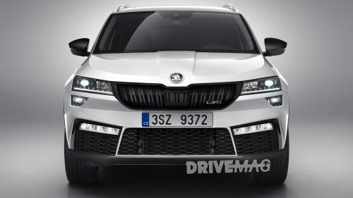 Skoda reportedly readying hot Karoq vRS