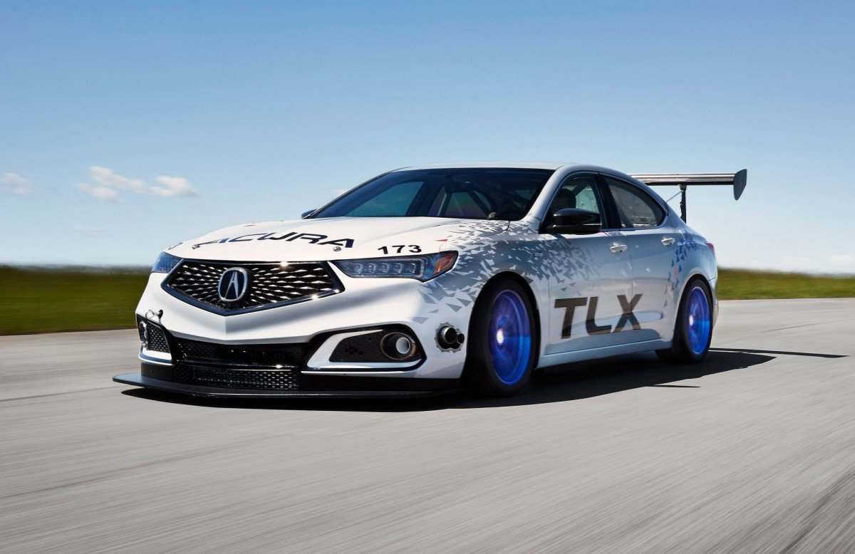 Acura Attacking 2017 Pikes Peak Race With Two Tlx Sedans And A Gt3 In