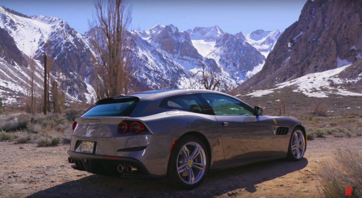 2017 Ferrari Gtc4lusso Is A Great Gt Albeit Not Perfect