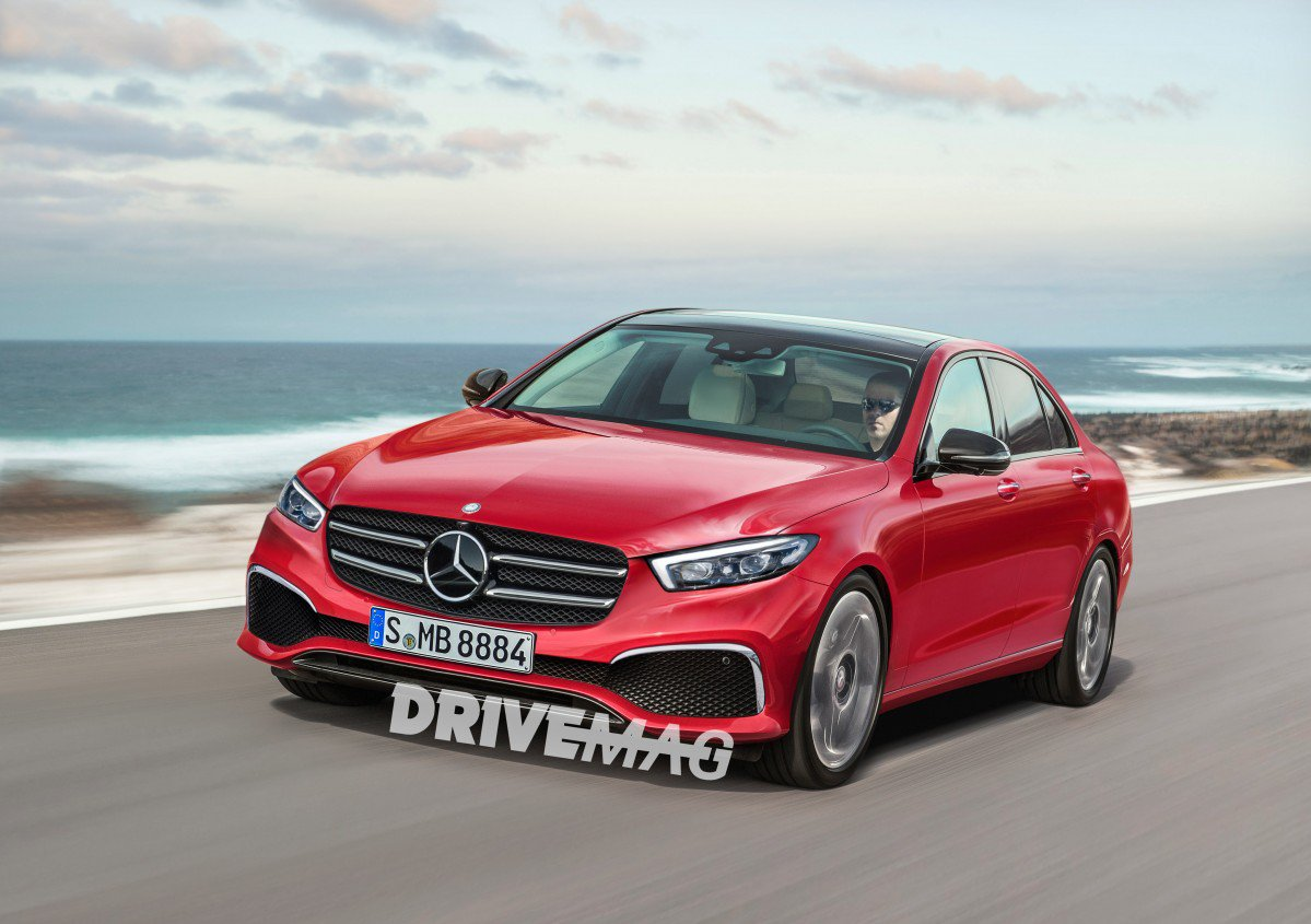 Mercedes next c class and glc may look like this for Mercedes benz that looks like a jeep