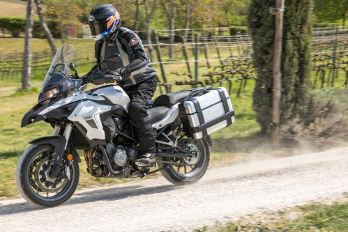BENELLI TRK502 road test: fit for purpose
