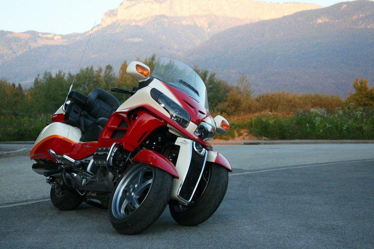Front Trike Kit | Adventure Rider