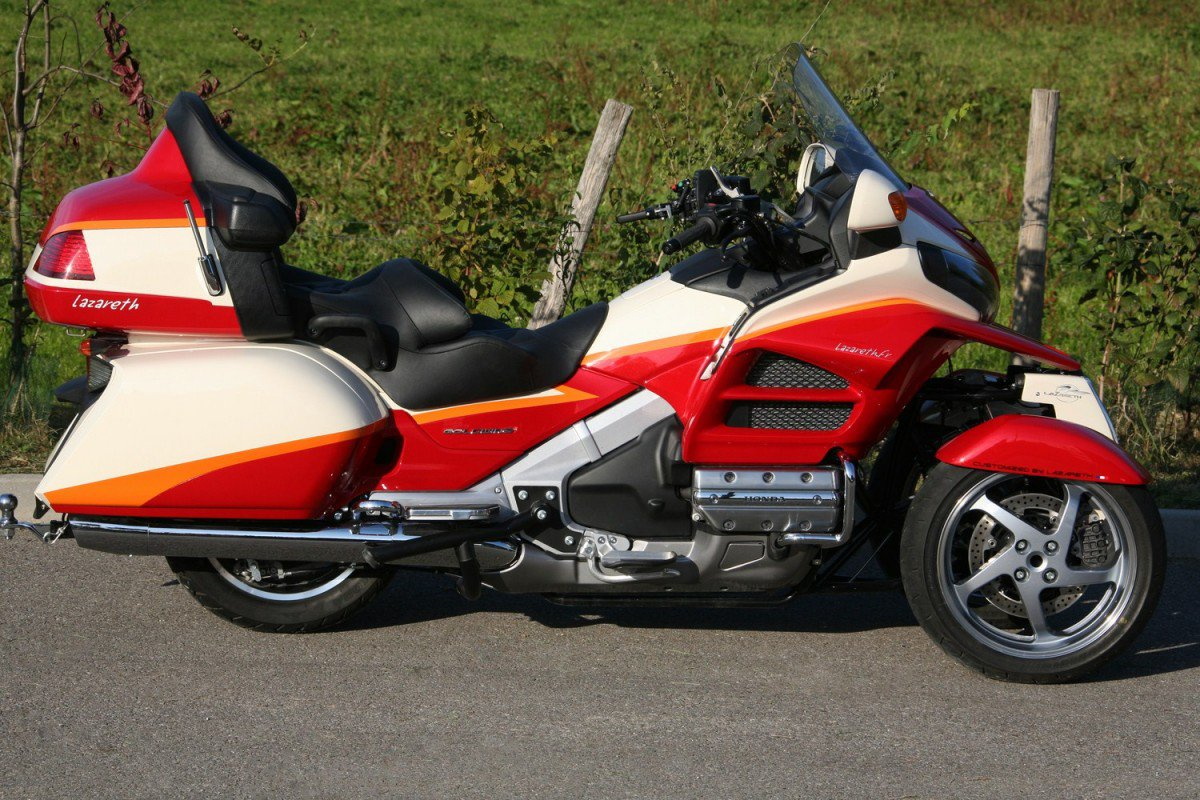 Image Result For Honda Goldwing Reverse Trike