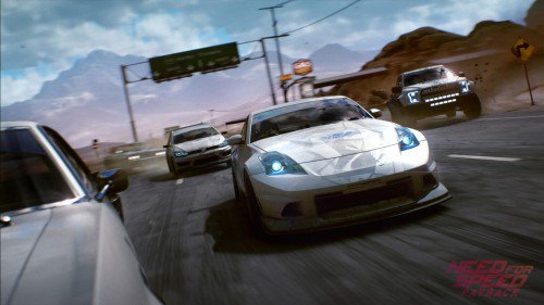 Need For Speed Payback is the Fast and Furious you can play