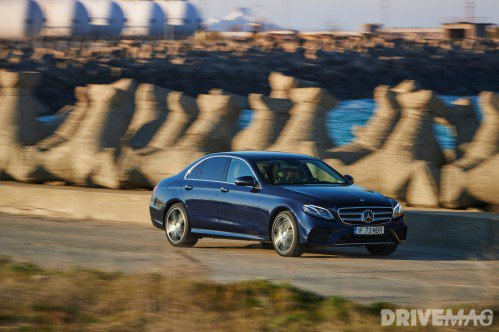 2017 Mercedes-Benz E-Class E400 4Matic test drive: More is more