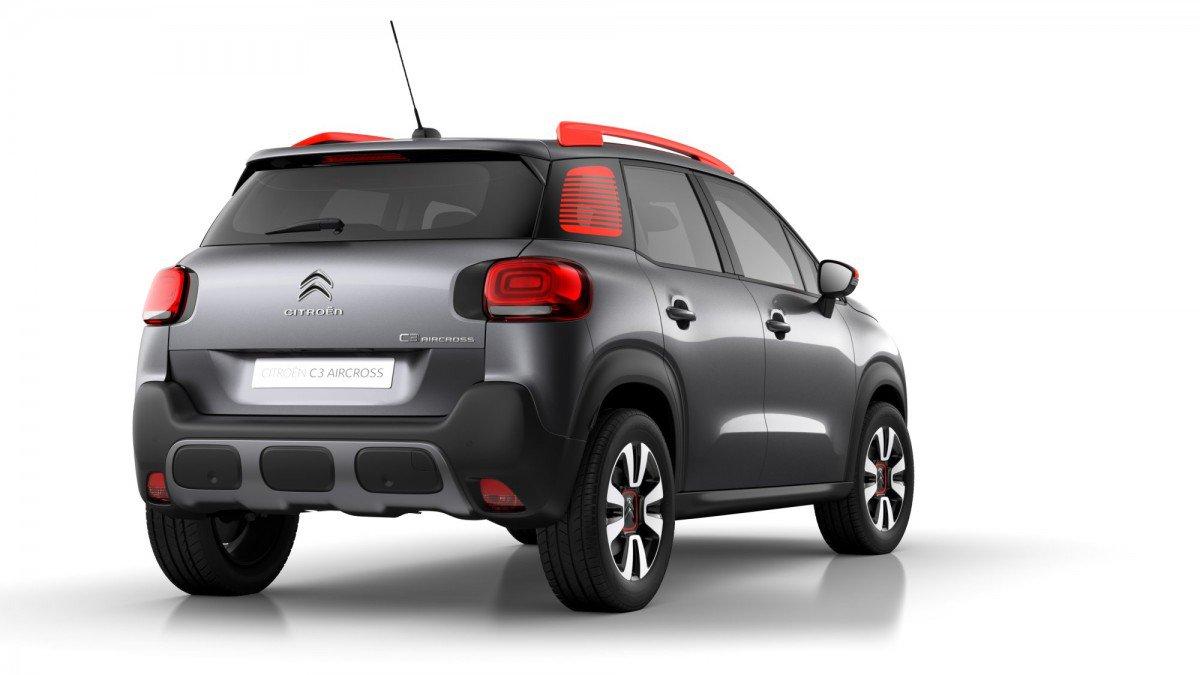 Citroen C3 Aircross Test Drive >> 2018 Citroën C3 Aircross debuts as brand's first B-segment crossover,...