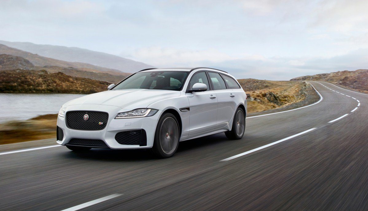 Next Generation Jaguar Xf >> Jaguar XF Sportbrake revealed to mark a decade of XF production