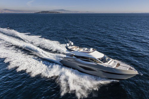 Numarine 62Fly will debut at Cannes Yachting Festival