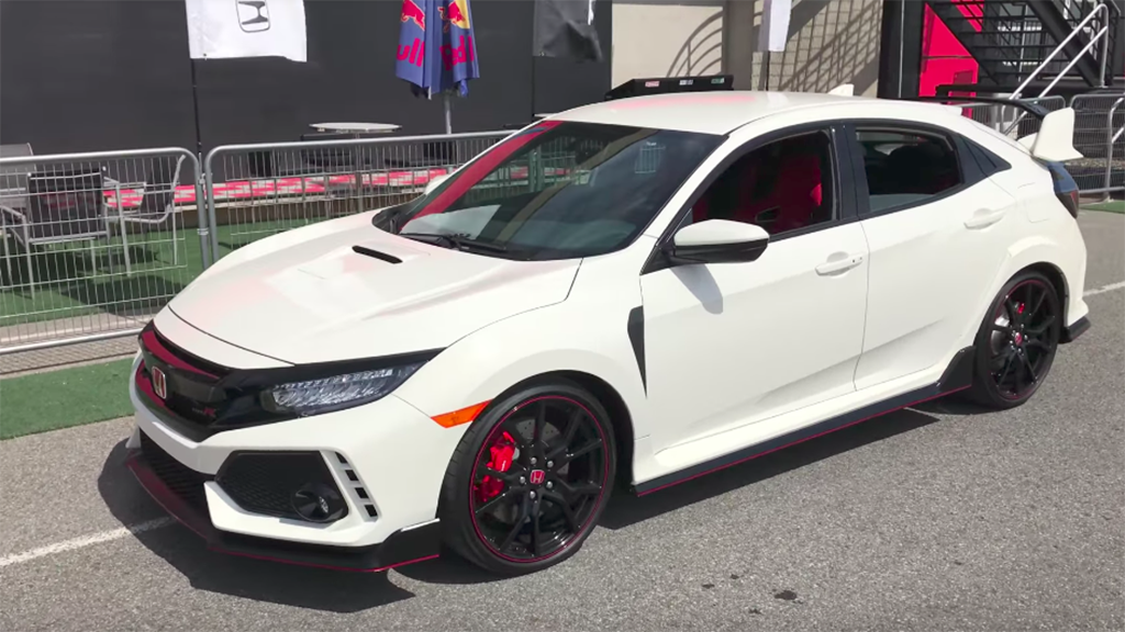 first honda civic type r fk8 reviews are in and they re. Black Bedroom Furniture Sets. Home Design Ideas