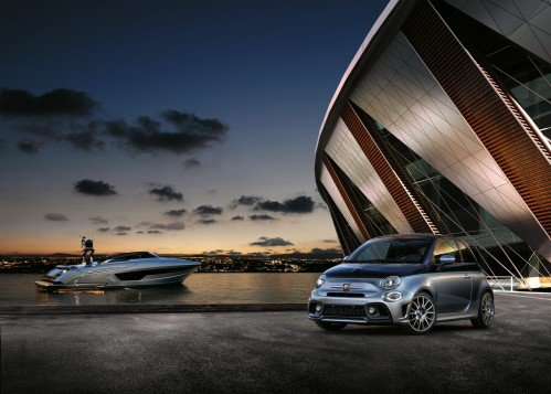 The Riva-Fiat marriage delivers another baby: the Abarth 695 Rivale