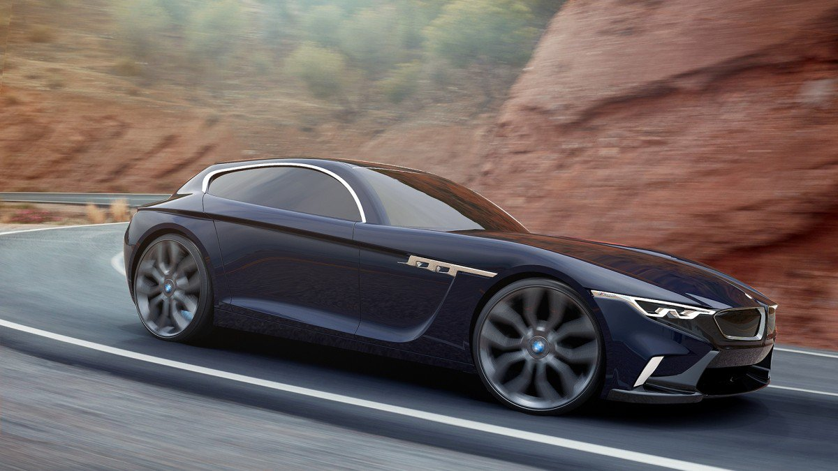 Designer envisions modern-day BMW M Coupe, we fall in love instantly