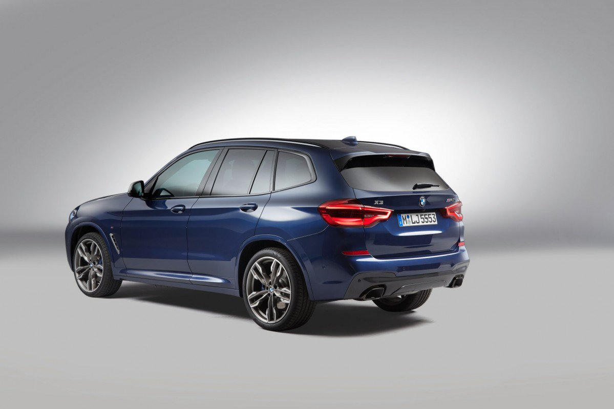 All New 2018 Bmw X3 Is More Of The Same Gets 360 Hp M40i Hot Version