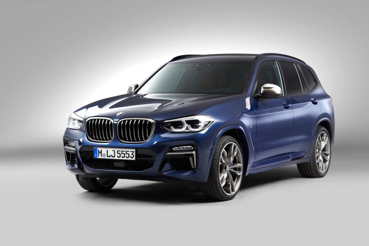 2018 bmw x3 m40i. beautiful m40i in 2018 bmw x3 m40i