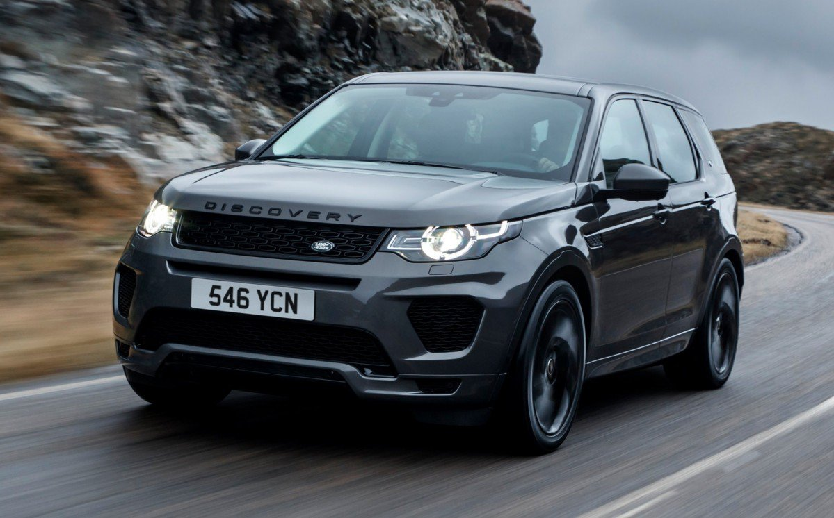 2018 land rover discovery sport and range rover evoque get new 290 hp. Black Bedroom Furniture Sets. Home Design Ideas