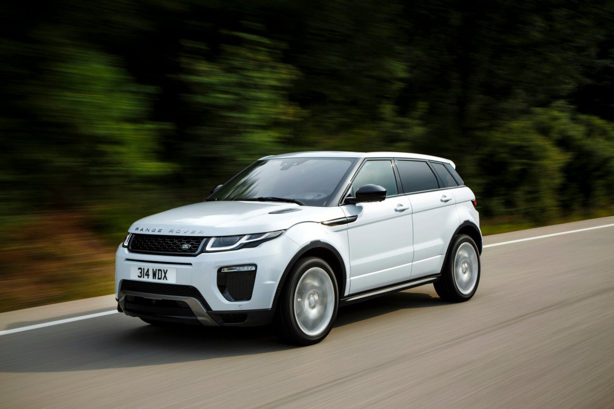 2018 Land Rover Range Rover Evoque >> 2018 Land Rover Discovery Sport and Range Rover Evoque get new 290 hp...